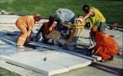 Обработка мрамора и гранита